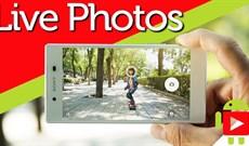Cách mang tính năng Live Photos của iPhone lên mọi máy Android