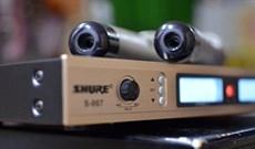 Hướng dẫn kết nối micro không dây vào ampli