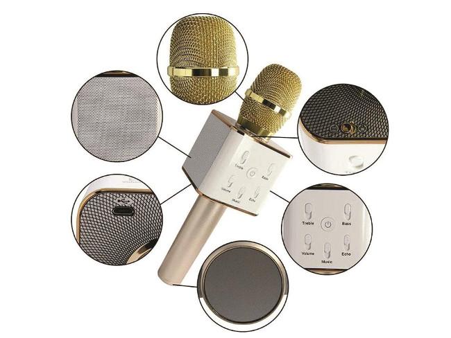 Mở micro để kết nối với điện thoại