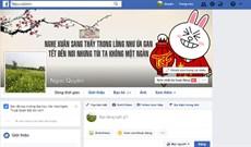 Tải ngay bộ ảnh cover Tết đáng yêu cho Facebook