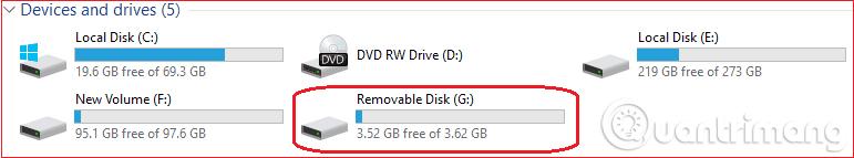 Tiêu diệt virus autorun trong USB hoặc trên PC với 4 cách