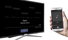Hướng dẫn phát nhạc từ điện thoại lên Smart tivi Samsung bằng bluetooth