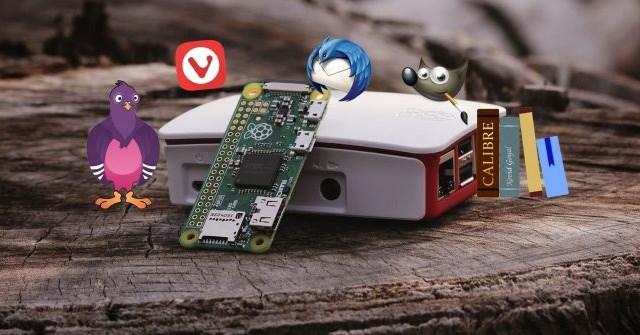 5 ứng dụng tuyệt vời khiến cho Raspberry Pi của bạn thực sự hữu ích