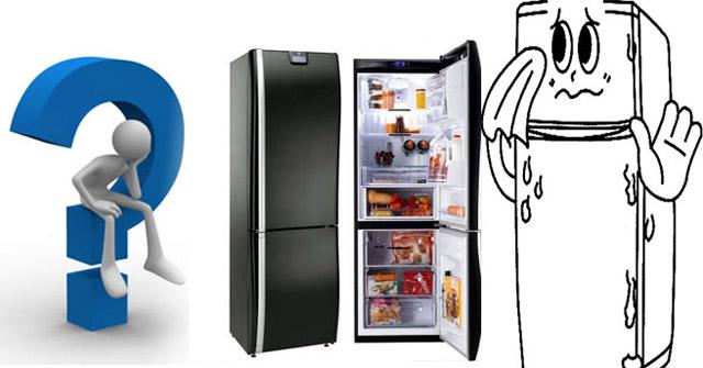 Kết quả hình ảnh cho tủ lạnh xuất hiện hơi nước