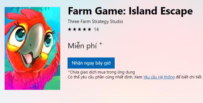 Tải xuống trò chơi và ứng dụng miễn phí