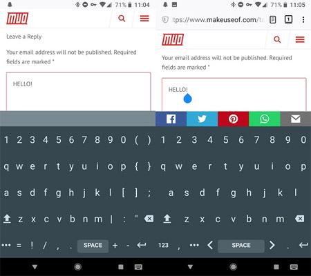 4 ứng dụng bàn phím Android miễn phí và mã nguồn mở tốt nhất