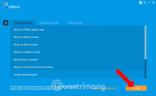 Sửa lỗi trên iPhone/iPad