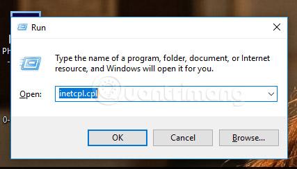 Sửa lỗi Can't Connect to Proxy Server trên Windows 10 - Quantrimang com