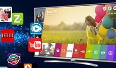 Hướng dẫn tải ứng dụng trên Smart tivi LG 2020