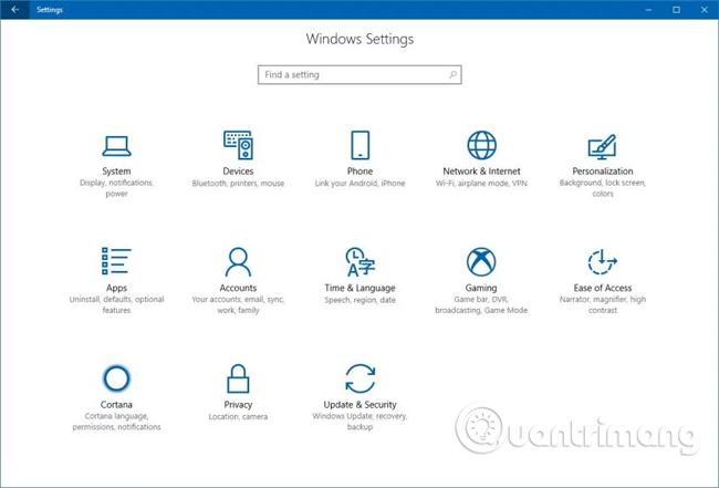 Cài đặt ứng dụng trên Windows 10 bản 1709.