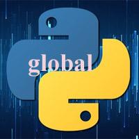 Từ khóa global trong Python