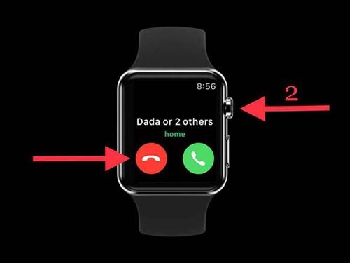 Decline with Apple Watch