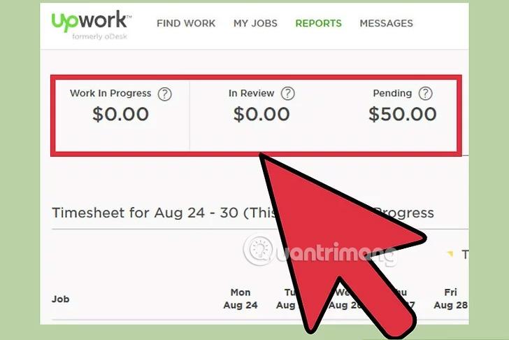 Đừng lo lắng về mức lương