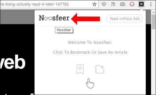Trang chủ tiện ích Chrome Reading List