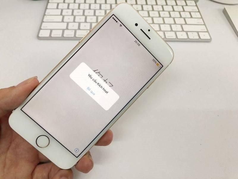 iPhone khoá mạng hay còn gọi với tên là iPhone Lock