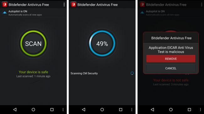 Top ứng dụng diệt virus tốt nhất cho điện thoại Android