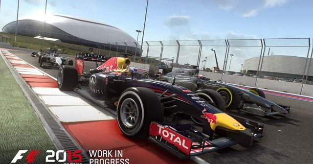 Mời tải F1 2015 - game đua xe thể thức 1 hấp dẫn, đang miễn phí