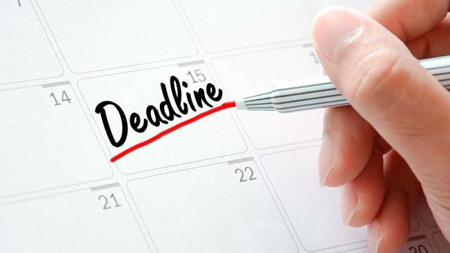 Không làm nô lệ cho deadline