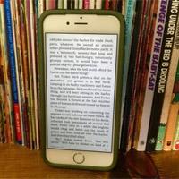 5 ứng dụng đọc ebook hay nhất cho iPhone