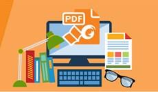 Xoay PDF, cách xoay file PDF miễn phí, dễ dàng