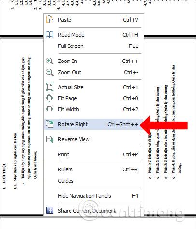 Xoay PDF, cách xoay file PDF miễn phí, dễ dàng - Ảnh minh hoạ 6