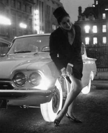 Lốp xe phát sáng