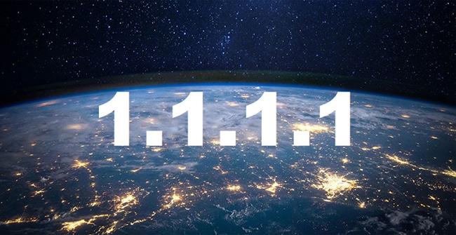 Dịch vụ DNS 1.1.1.1