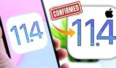 iOS 11.4 có tính năng gì mới? Khi nào ra mắt?