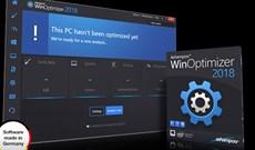 Mời tải Ashampoo WinOptimizer 2018, phần mềm dọn dẹp và tăng tốc hệ thống có giá 29,99USD, đang miễn phí