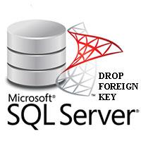 Xóa khóa ngoại trong SQL Server