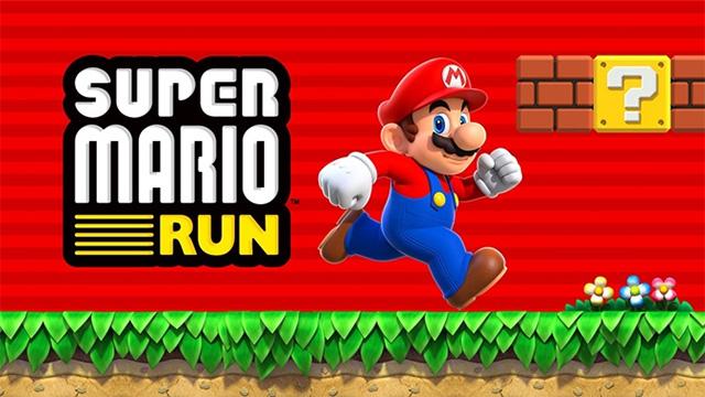Trò chơi Super Mario Run