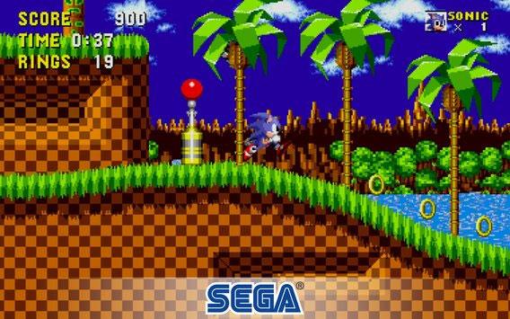 Sonic Sports Classic Hedgehog