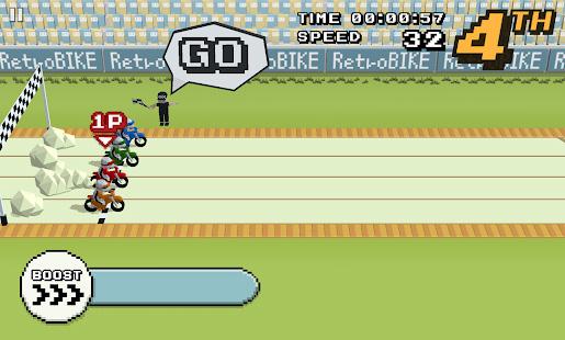 Trò chơi RetroBike