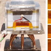 Thiết bị mới có thể thu được nước từ khí quyển sa mạc khô cằn