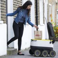 Robot Eliport sẽ giao hàng không cần đến con người nữa