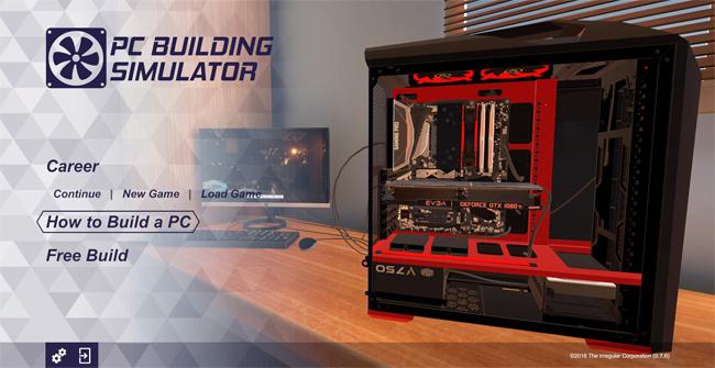 Trình mô phỏng xây dựng PC