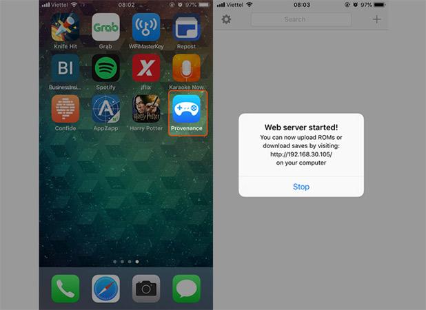 Hướng dẫn chơi game giả lập nhiều hệ máy trên iOS 11 3 không