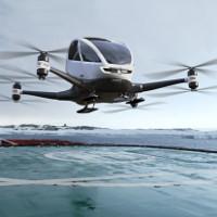 Alpha One của hãng Airbus có thể là taxi bay trong tương lai