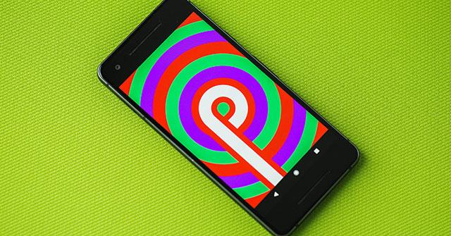 Google thử nghiệm thanh điều hướng mới trên Android P