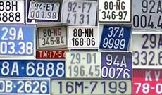 Danh sách biển số xe Việt Nam theo tỉnh thành