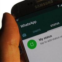 Cách ẩn và chia sẻ Status với ai đó trên Whatsapp