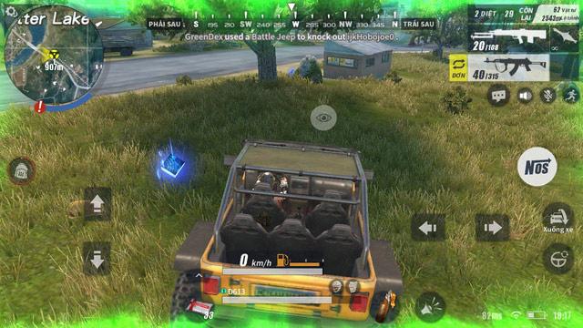 Lái xe trong người 3
