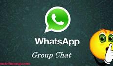 Cách tắt âm thông báo nhóm chat của WhatsApp trên iPhone và Android