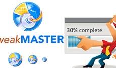 Mời tải TweakMaster, phần mềm tăng tốc độ download từ Internet giá 16,95 USD, đang miễn phí