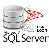 Tìm Login trong SQL Server