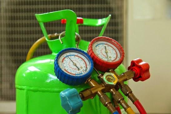 Cách nhận biết khi điều hòa hết gas, thiếu gas