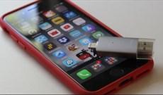 Hướng dẫn sử dụng ổ USB Flash với iPhone