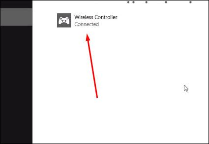 Dấu hiệu kết nối