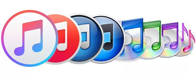 Cách sử dụng nhiều thư viện iTunes