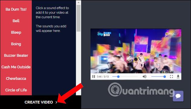 Cách chỉnh sửa video online bằng Kapwing - Quantrimang com